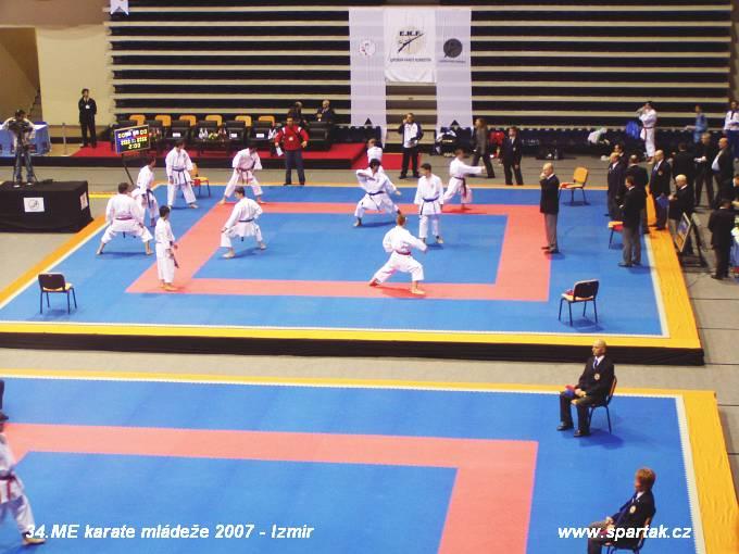 Avrupa Sampiyonasi Ümit-Genç 2007