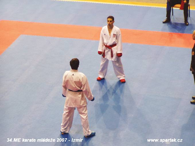 European cadet and junior championships 2007